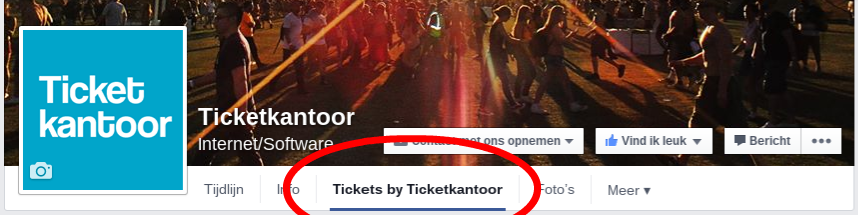 tickets by ticketkantoor